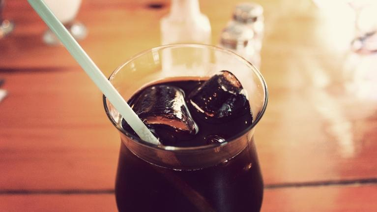 soda with straw | 3 worst drinks for teeth | nederland dentist blog